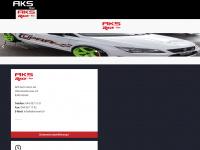 aks-sportsline.ch Webseite Vorschau