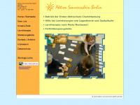 aktion-sonnenschein-berlin.de Webseite Vorschau