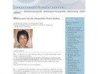 akupunktur-praxis-joehnk.de Webseite Vorschau