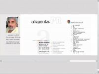 akzenta-pr.de Webseite Vorschau
