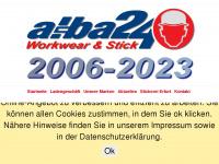 al-ba24.de Webseite Vorschau
