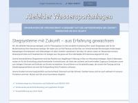 Alefelder-wassersportanlagen.de