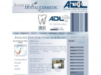Alegria-dentallabor.de