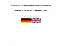 Alexander-kaiser.de