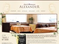 Alexander-mergentheim.de