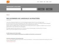 Alpenstern-unterjoch.de