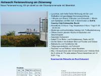 am-duenenweg.de Webseite Vorschau