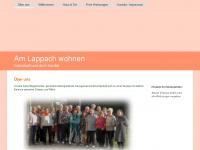 am-lappach-wohnen.de Webseite Vorschau