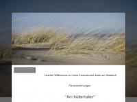 am-kutterhafen.de Webseite Vorschau