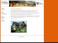 am-rebberg.de Webseite Vorschau