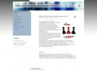 ama-ub.de Webseite Vorschau