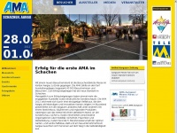 ama.ch Webseite Vorschau