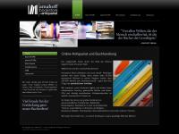 amahoff.de Webseite Vorschau