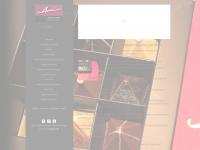 amai-pralinen.de Webseite Vorschau