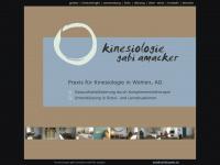 amakin.ch Webseite Vorschau