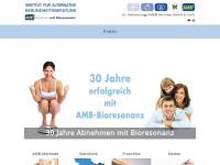 amb-bioresonanz.at Webseite Vorschau