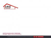 amb-dienstleistungen.de Webseite Vorschau