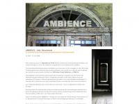 ambience-brandenburg.de Webseite Vorschau