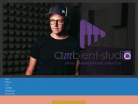 ambient-studio.at Webseite Vorschau