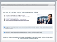 ambiel.de Webseite Vorschau