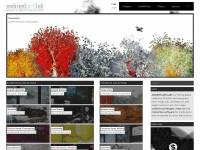 ambientartlab.at Webseite Vorschau
