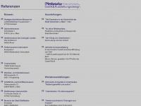 ambrosius-grafik.de Webseite Vorschau