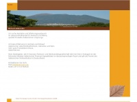 ambrosino.de Webseite Vorschau