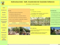 ambrosiusschule.de Webseite Vorschau