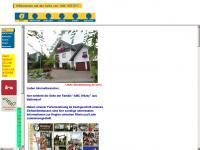 amcwitzky.de Webseite Vorschau