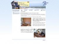 amd-ostseeferien.de Webseite Vorschau