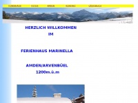 amden-arvenbuel.ch Webseite Vorschau