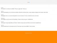 ame-project-3c.de Webseite Vorschau