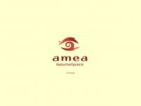 amea-naturheilpraxis.de Webseite Vorschau