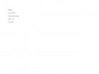 ameca.ch Webseite Vorschau