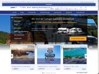 amerika-reisen.at Webseite Vorschau