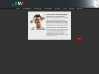 amfautopflege.de Webseite Vorschau
