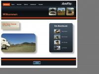 amflo.ch Webseite Vorschau