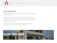 amft-bau.de Webseite Vorschau