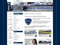 amg-jeep.at Webseite Vorschau
