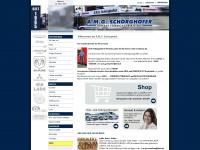 amg-lada.at Webseite Vorschau