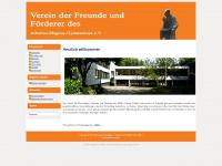 amg-foerderverein.de Webseite Vorschau