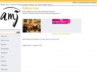 amj-hessen.de Webseite Vorschau