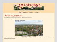 amlodererbach.de Webseite Vorschau