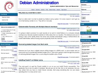 debian-administration.org