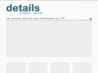 details-produkte.de Webseite Vorschau