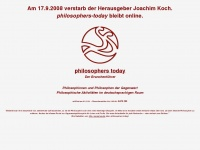 philosophers-today.com