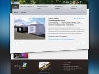 ammersee-zelte.de Webseite Vorschau