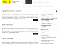 amnesty-hochschulen-os.de Webseite Vorschau