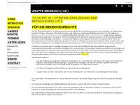 amnesty-miesbach.de Webseite Vorschau