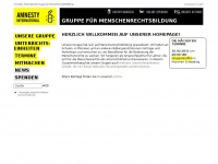 amnesty-muenchen-mrb.de Webseite Vorschau